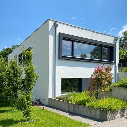 Einfamilienhaus am Hang in Enningerloh