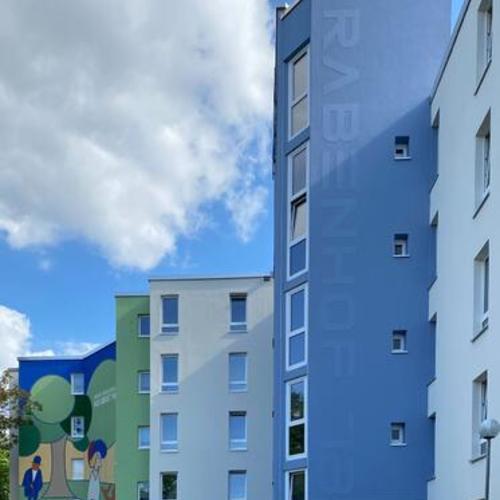 Gebäudekomplex in Bielefeld